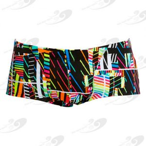 Funky Trunks® Interference Classic Trunk 1