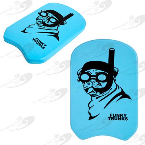 Funky Trunks® Kickboard Snorkel Pug
