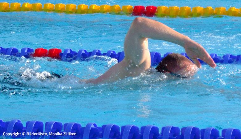 Technik – besser und schneller schwimmen
