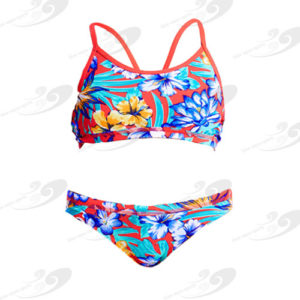 Funkita® Aloha From Hawaii Girls Sportbikini