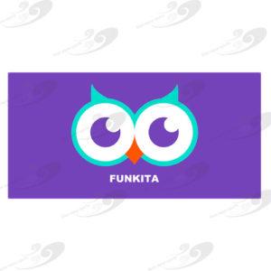 Funkita® Twit Twoo Sporthandtuch