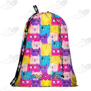 AMANZI® Cool Catz Mesh Bag