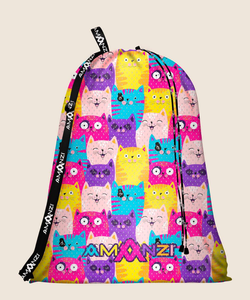 Amanzi® Cool Catz Mesh Bag 2a