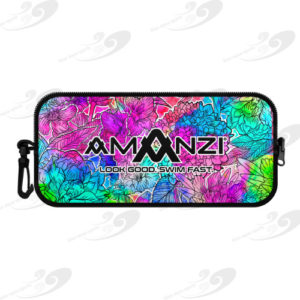 AMANZI® Bubblegum Bloom Neoprene Case