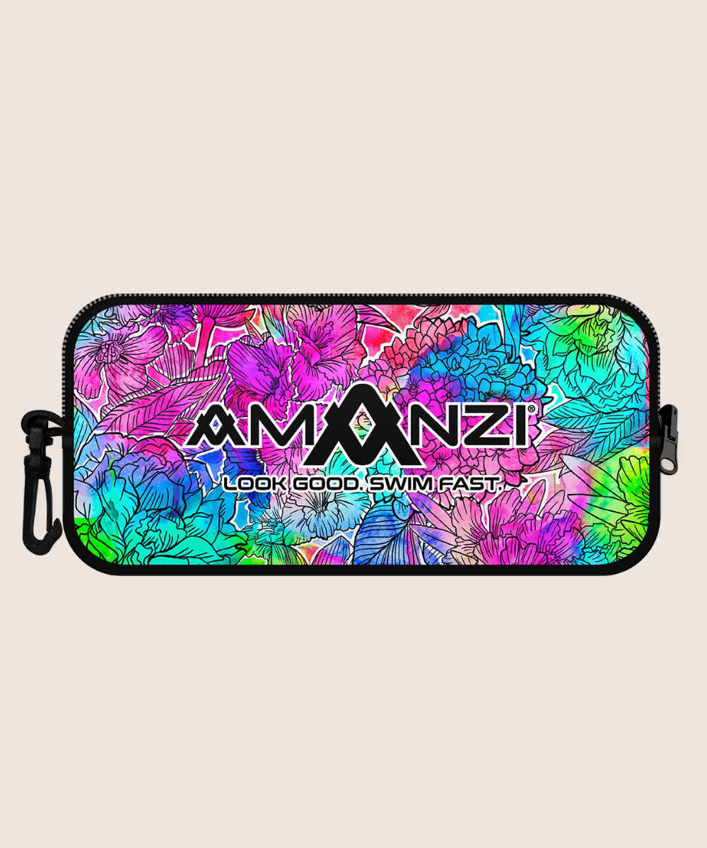 AMANZI® Bubblegum Bloom Neoprene Case 2