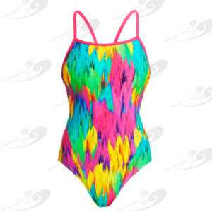 Funkita® Ruffles Single Strap