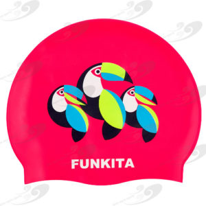 Funkita® Can Fly Badekappe