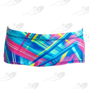 Funky Trunks® Frickin Laser Boys Printed Trunk