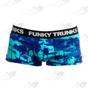 Funky Trunks® Hawaiian Skies Underwear Trunk 1