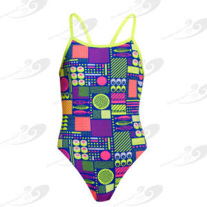Funkita® Packed Lunch Girls Single Strap 1