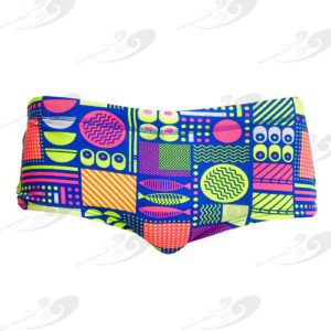 Funky Trunks® Packed Lunch Plain Front Trunk 1