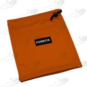Funkita® Mini Mesh Bag Sunset Orange