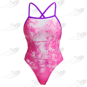 Funkita® Perfect Paradise Strapped In 1