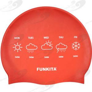 Funkita® Swimmer's Life Badekappe