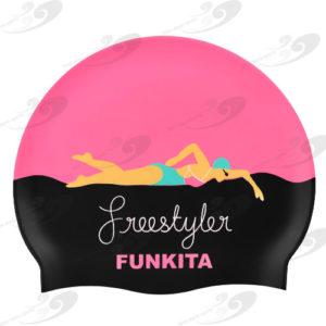 Funkita® Freestyling Badekappe