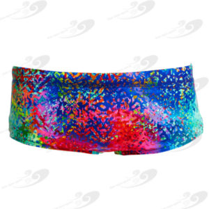 Funky Trunks® Hyper Inflation Boys Printed Trunk 1