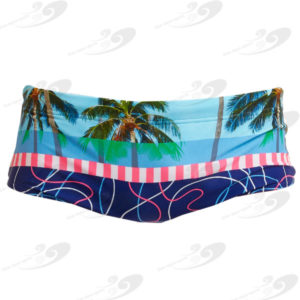 Funky Trunks® Lunchtime Dip Sidewinder Trunk 1