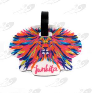 Funkkita® Gepäckanhänger Pride Power