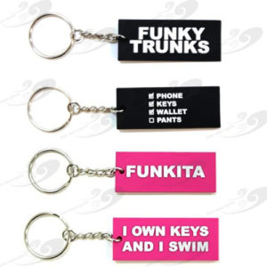 Funky Trunks® – Funkita® Key Rings