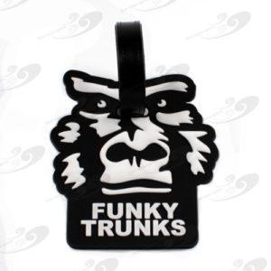Funky Trunks® Gepäckanhänger The Beast
