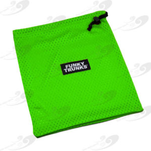 Funky Trunks® Mini Mesh Bag Still Brasil