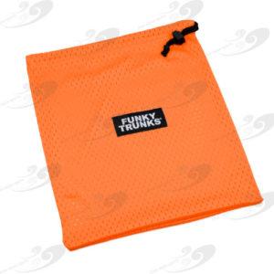 Funky Trunks® Mini Mesh Orange