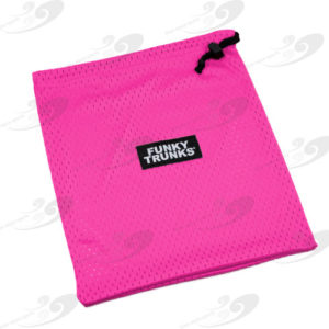 Funky Trunks® Mini Mesh Still Pink