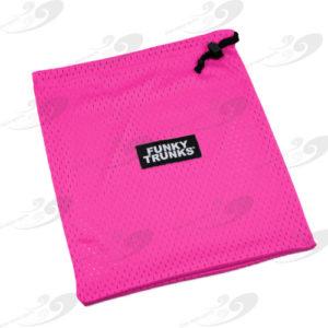 Funky Trunks® Mini Mesh Still Pink
