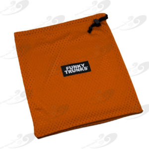 Funky Trunks® Mini Mesh Sunset Orange