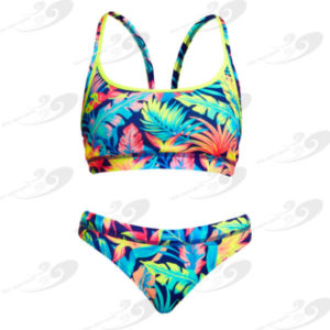 Funkita® Palm Off Eco Sportbikini 1