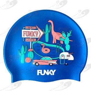 Funky® Wacky West Badekappe